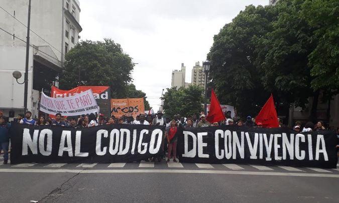 EL NUEVO CÓDIGO DE CONVIVENCIA CIUDADANA ESPERA SER TRATADO EN EL RECINTO
