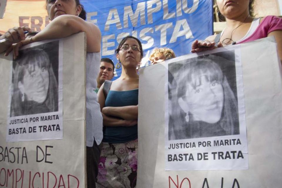 ARGENTINA FUE DESTACADA ENTRE LOS PAÍSES QUE MEJOR COMBATEN LA TRATA DE PERSONAS